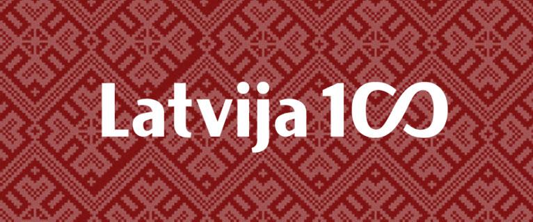 Latvia 100